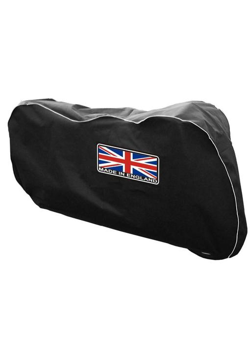 """Dust Cover """"Made in England"""""""