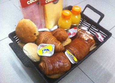 Ontbijtmanden
