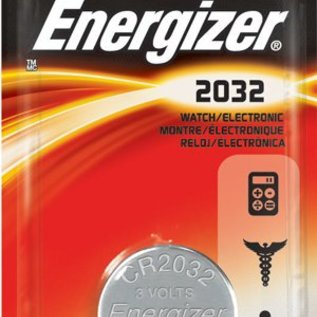 Knoopbatterij CR2032
