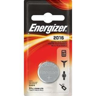Batterij CR2016 Knoopcel
