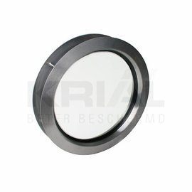 Krial Inox venster rond