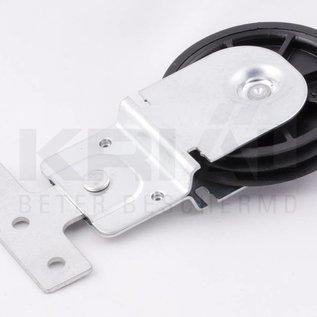 Teckentrup Kabelgeleidingswiel Carteck GSW40 poort