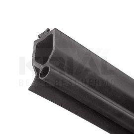 Super Vermijd water onder uw poort met deze speciale rubber ! - Krial MX-44