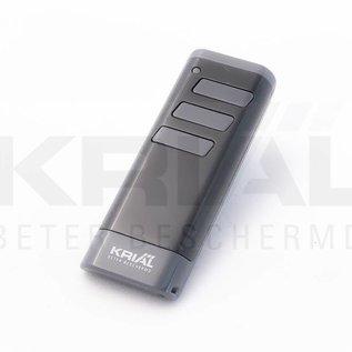 Tormatic Twee-kanaals handzender MAX 43-2