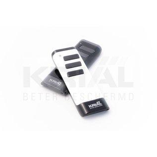 Krial Twee-kanaals handzender MAX 43-2