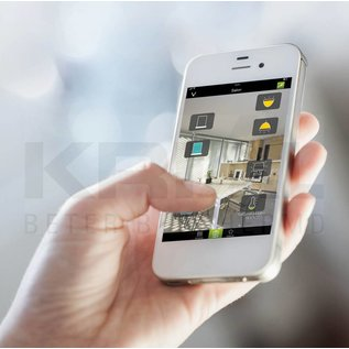 Krial App bediening  voor smartphone !