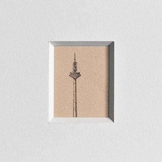 Der Ginnheimer Spargel I Europaturm