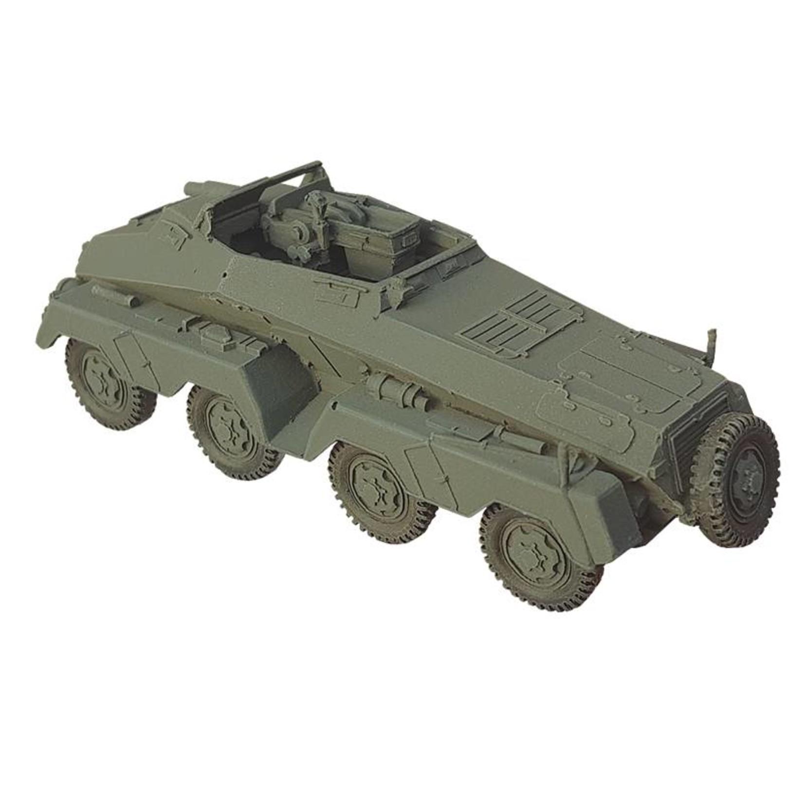 Sd.Kfz. 233 8-Rad 7,5 cm gun