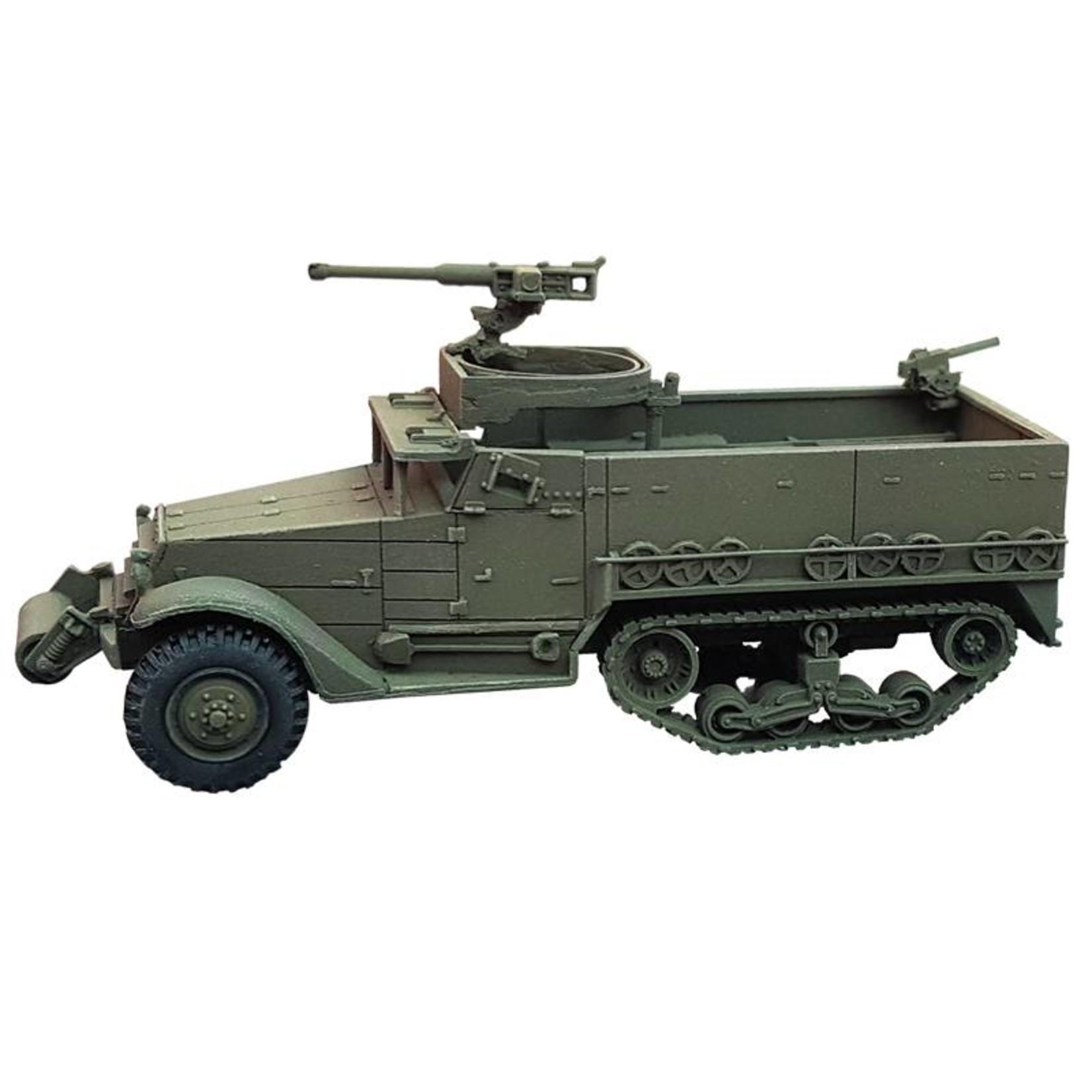 M3A1 Halftrack