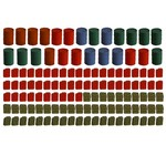Jerry cans & barrels 125 pc
