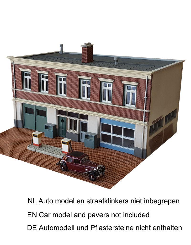 Auto service bedrijf