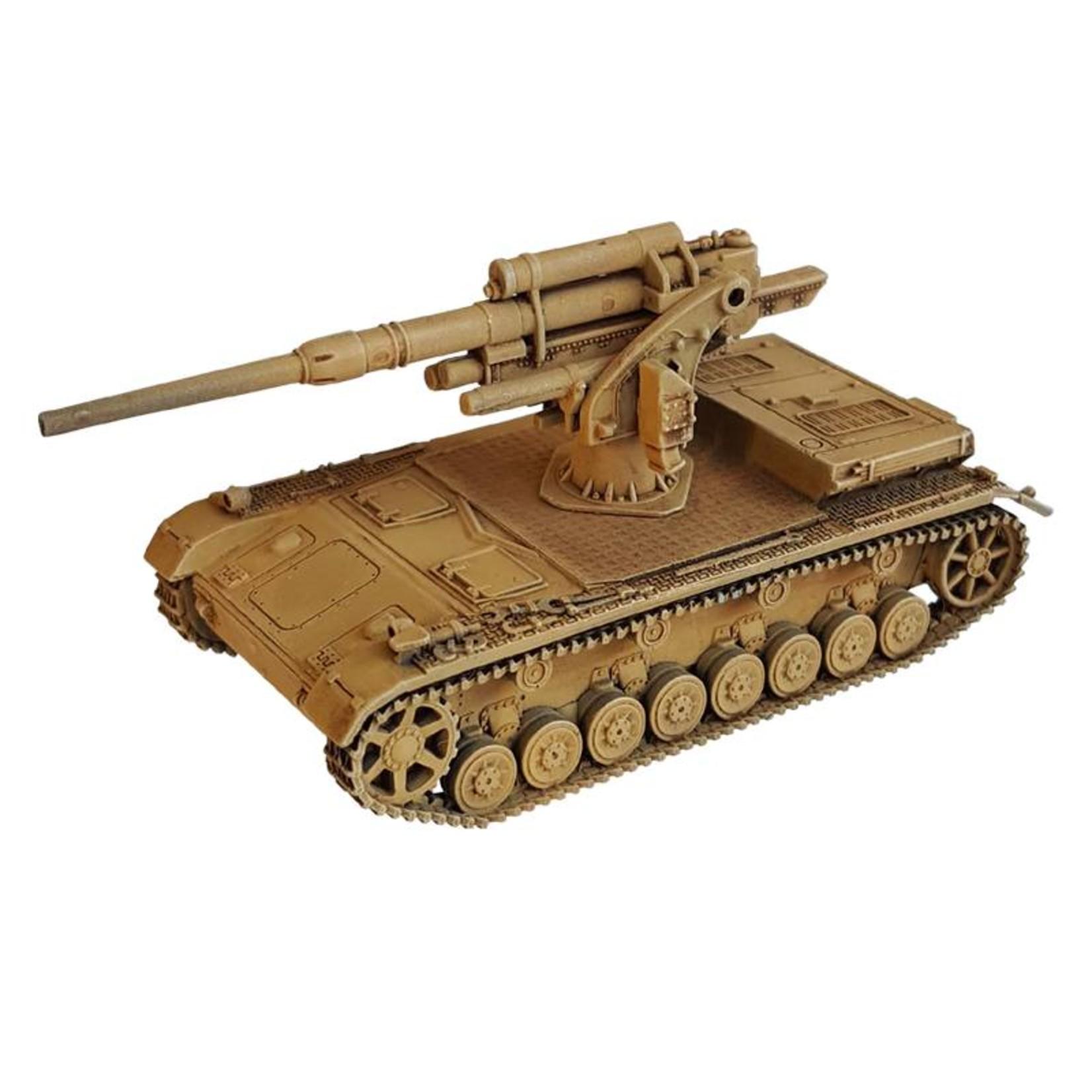 Panzerkampfwagen IV with 88mm Flak