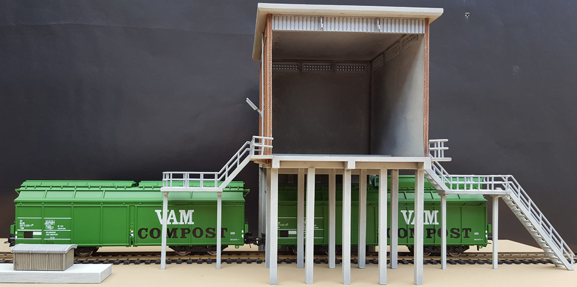 VAM Compost Station