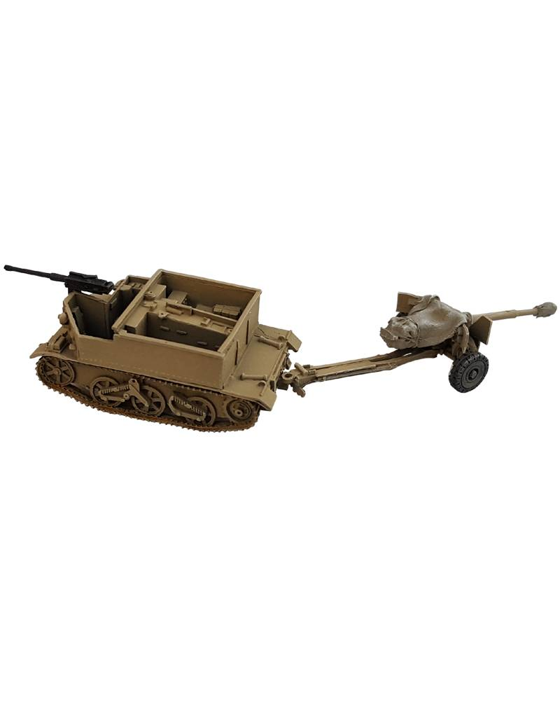 Bren Carrier 6 pdr Anti Tank Gun