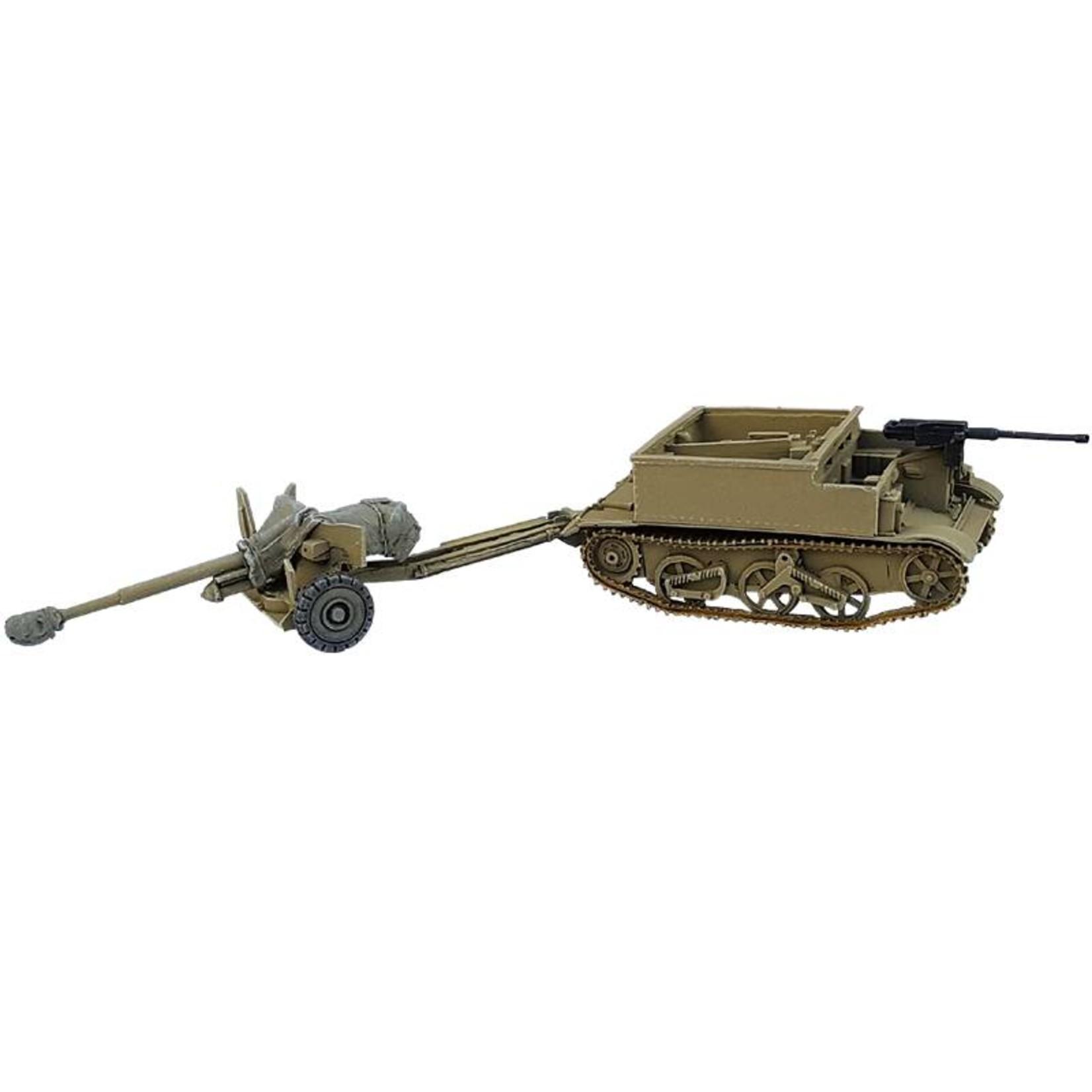 Bren Carrier 6 pdr Anti Tank Gun