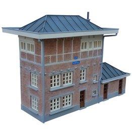 Block post 10 in Mortsel