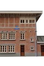 Block post 10 in Mortsel / Belgium