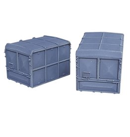 Containers 2 pieces