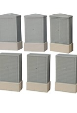NS switch boxes 6x pieces