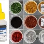 Weathering powders