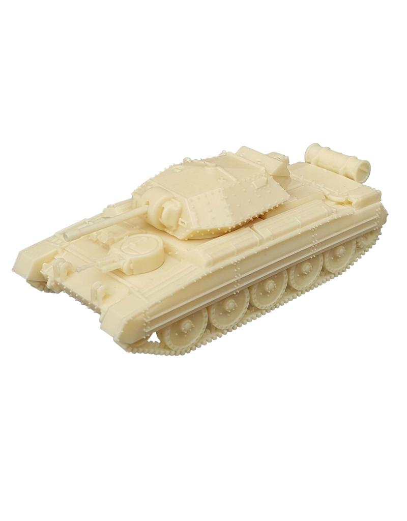 Cruiser Tank Mk I & II