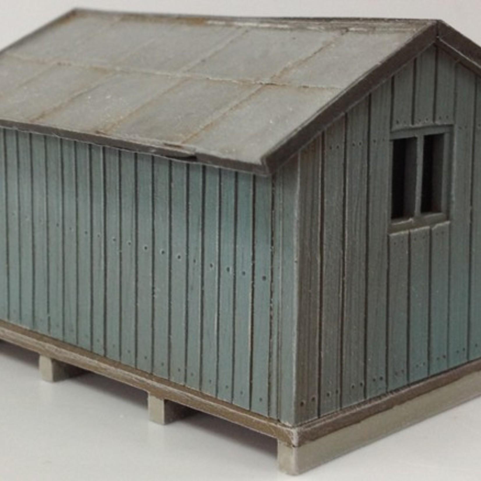 "Wooden garden shed ""B"""