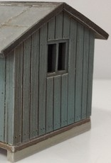 "Wooden garden shed ""B"""