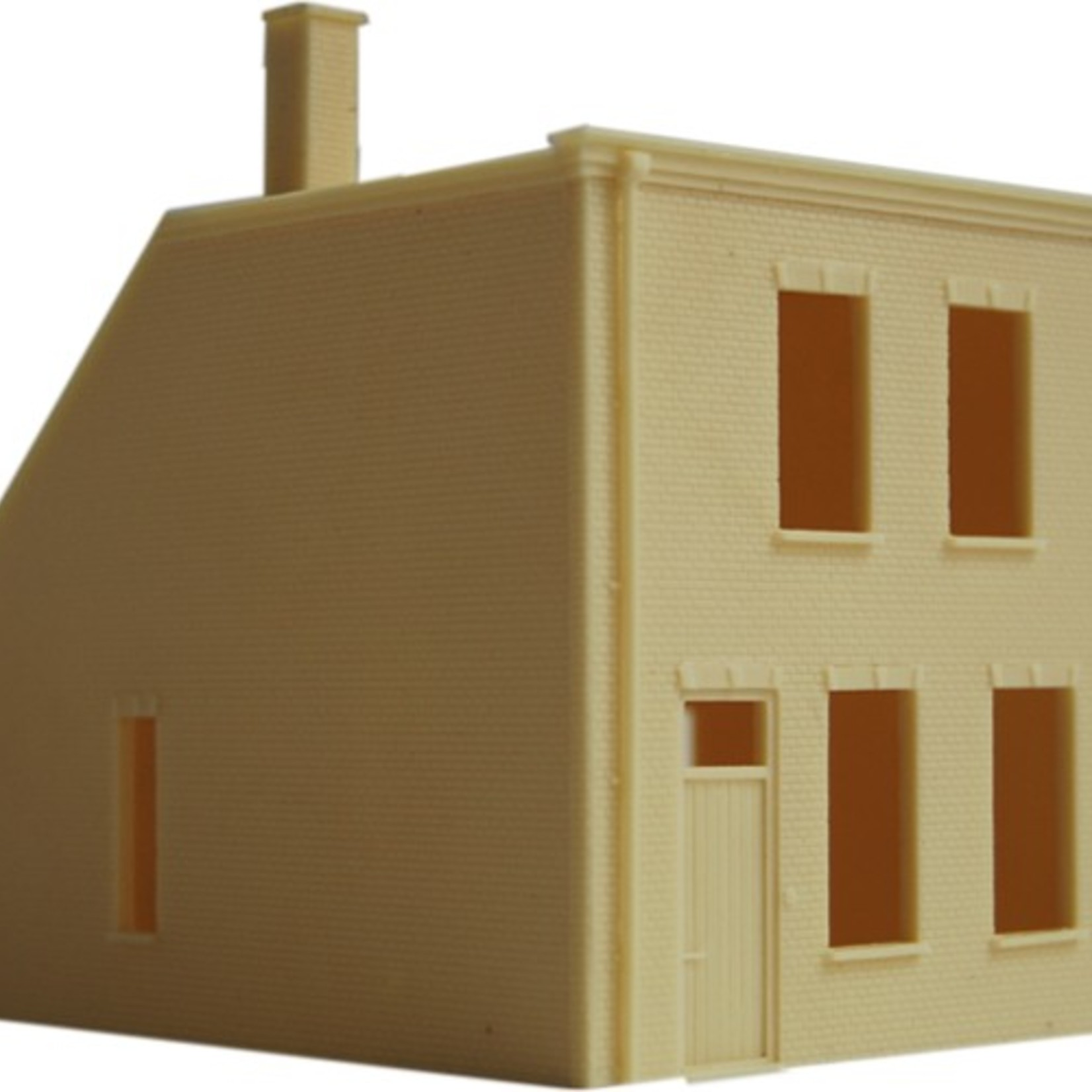 House with floor