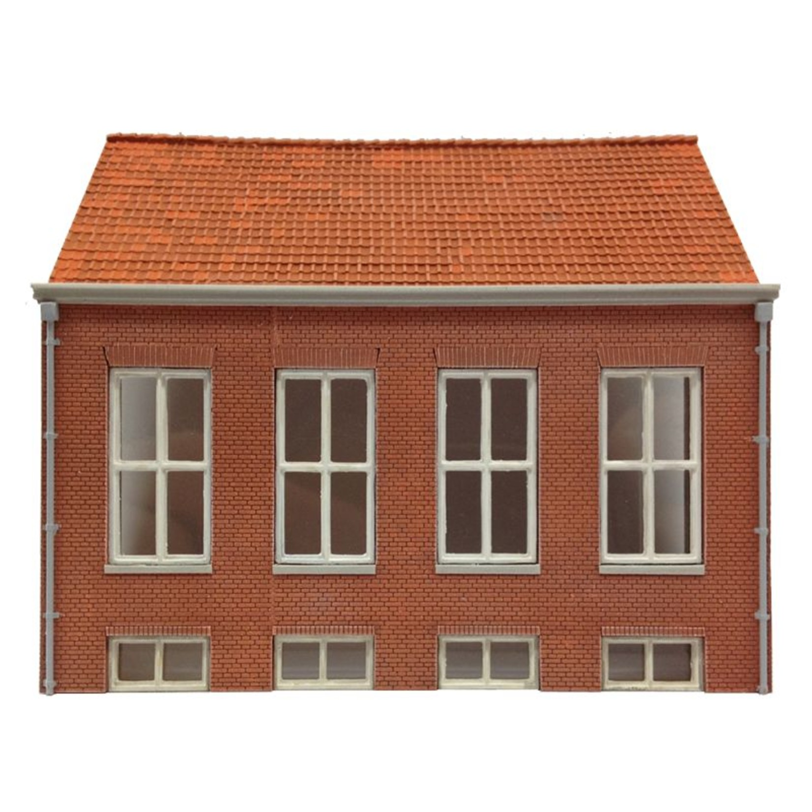 """Facade """"Four windows"""""""