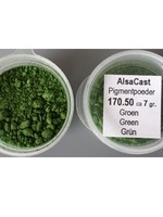 "Pigment Powder ""Green"""