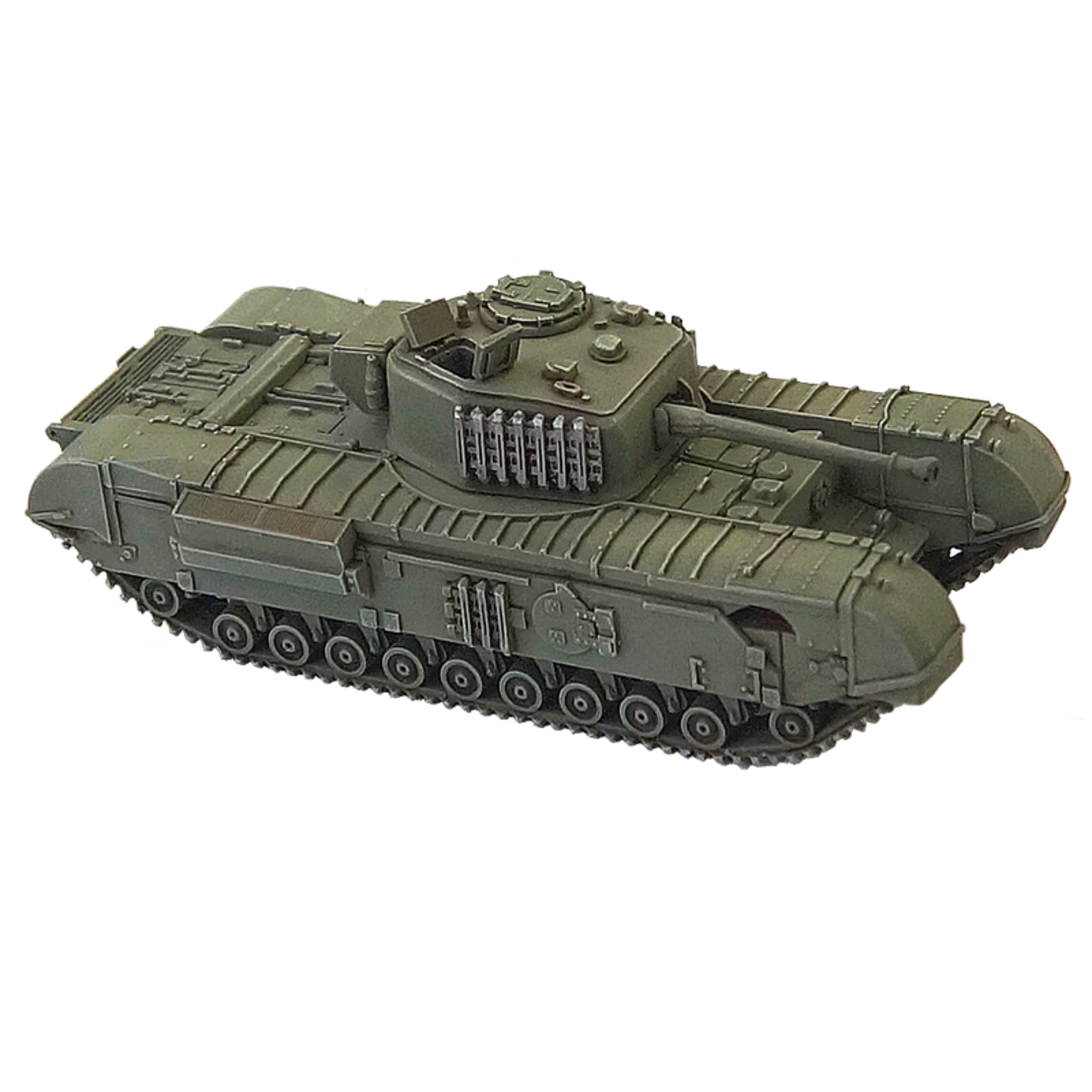 Churchill Tank Mk VII