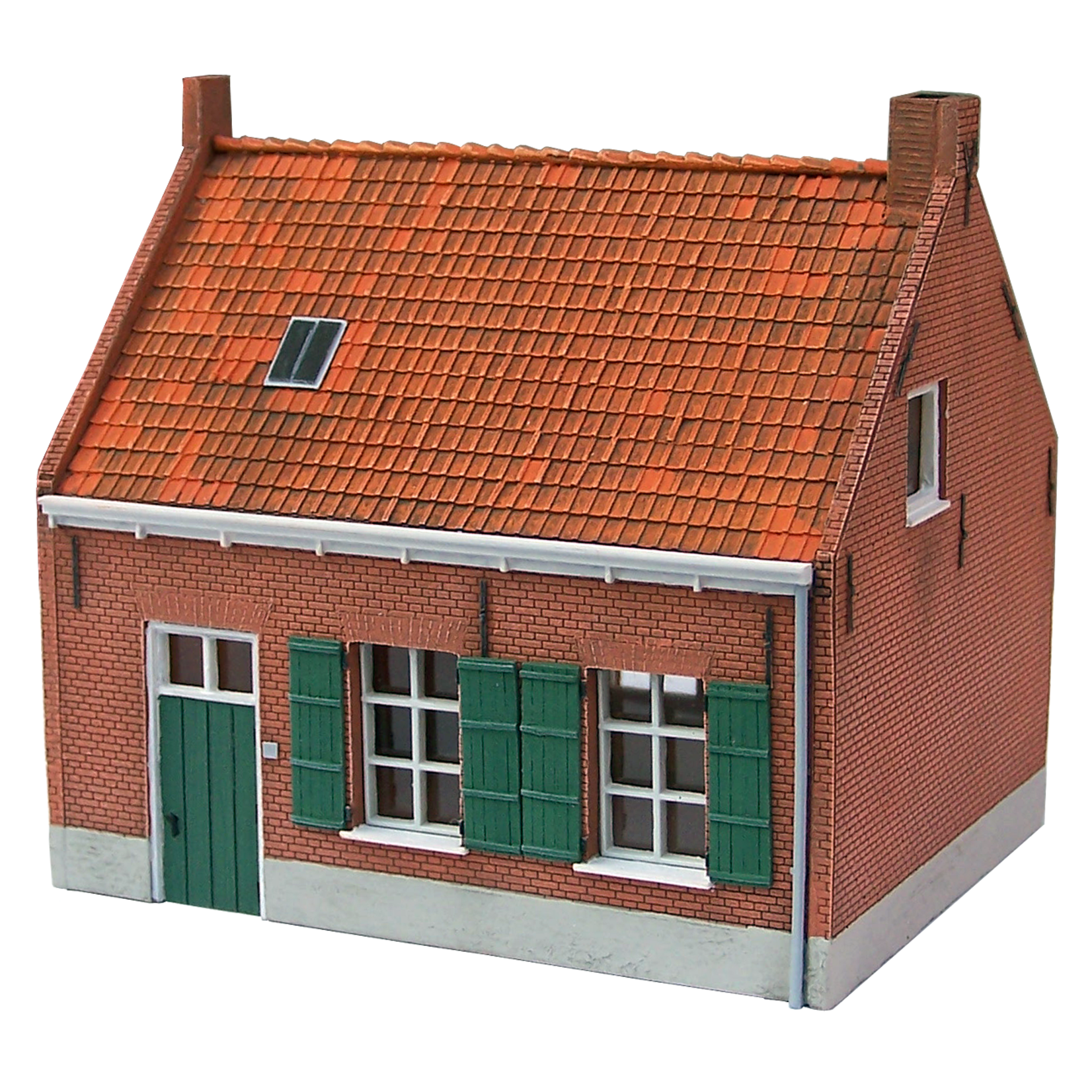 19th century Workers house