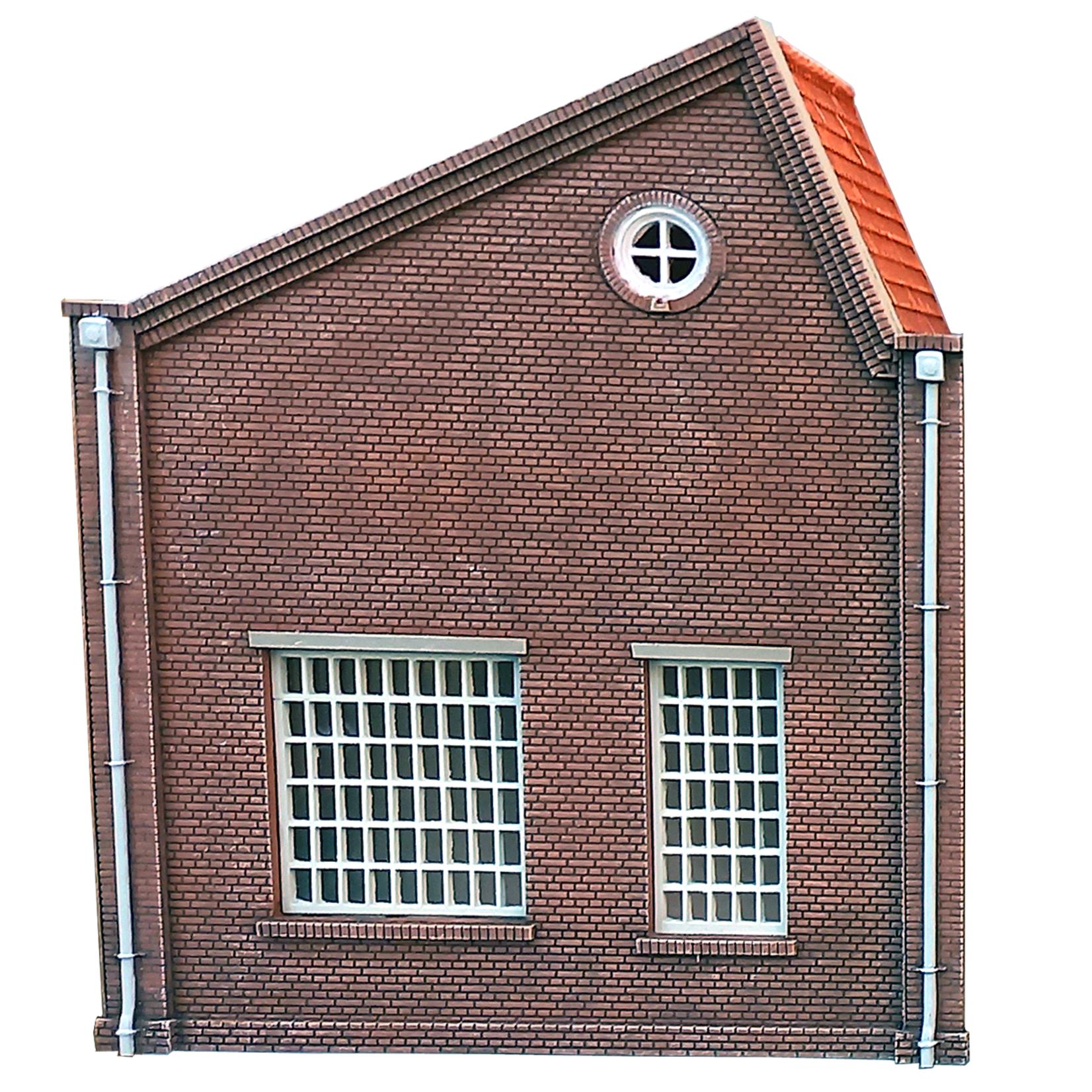 Industrial facade 16