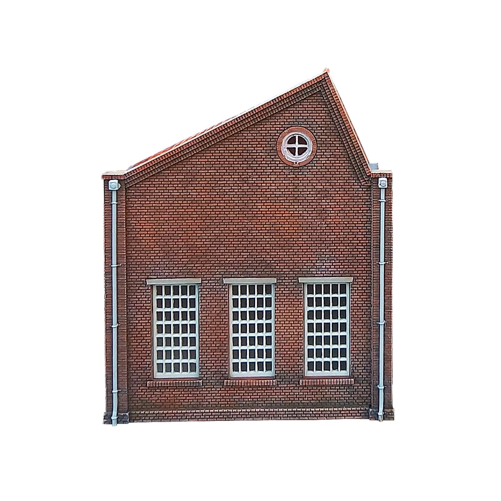 Industrial facade 18