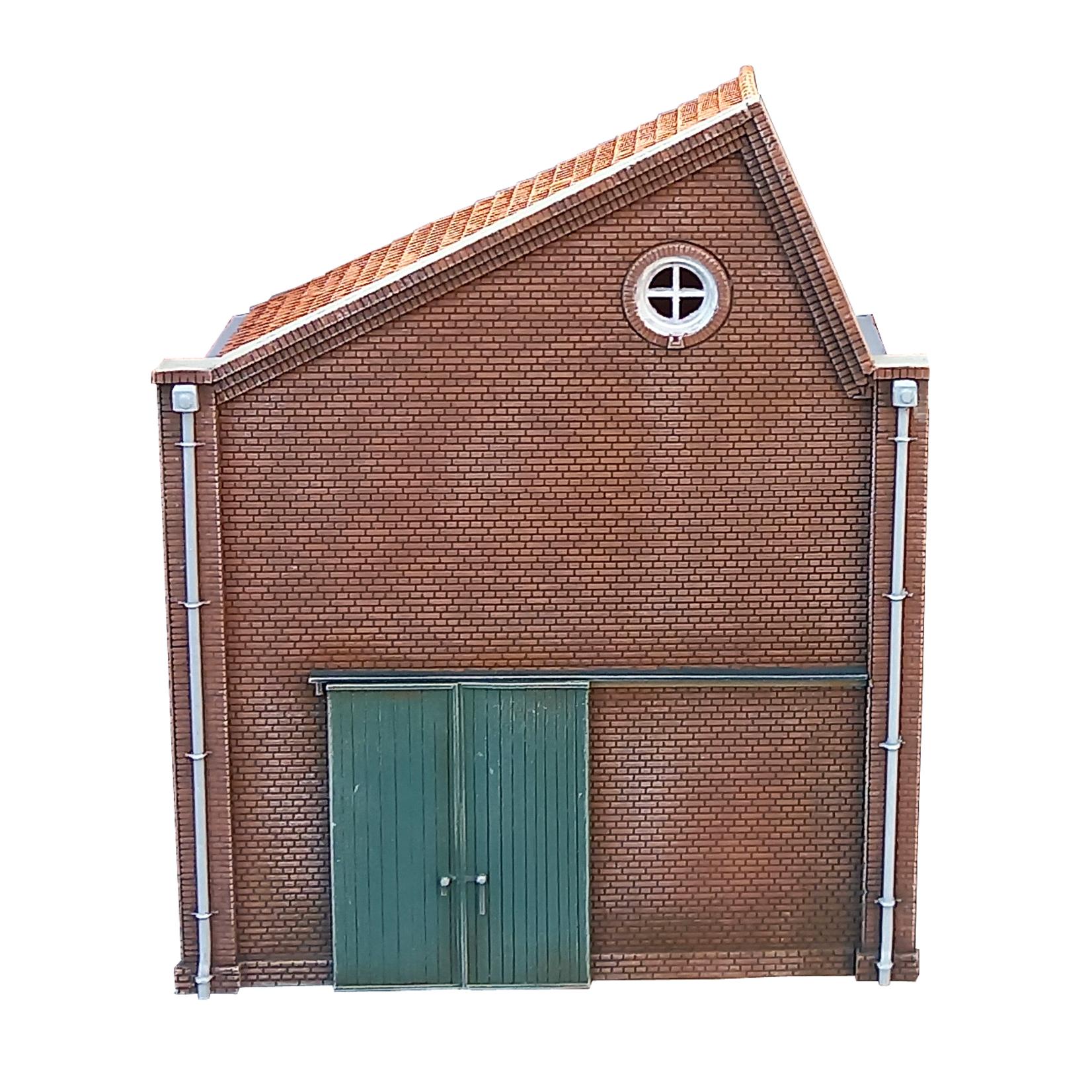 Industrial facade 19