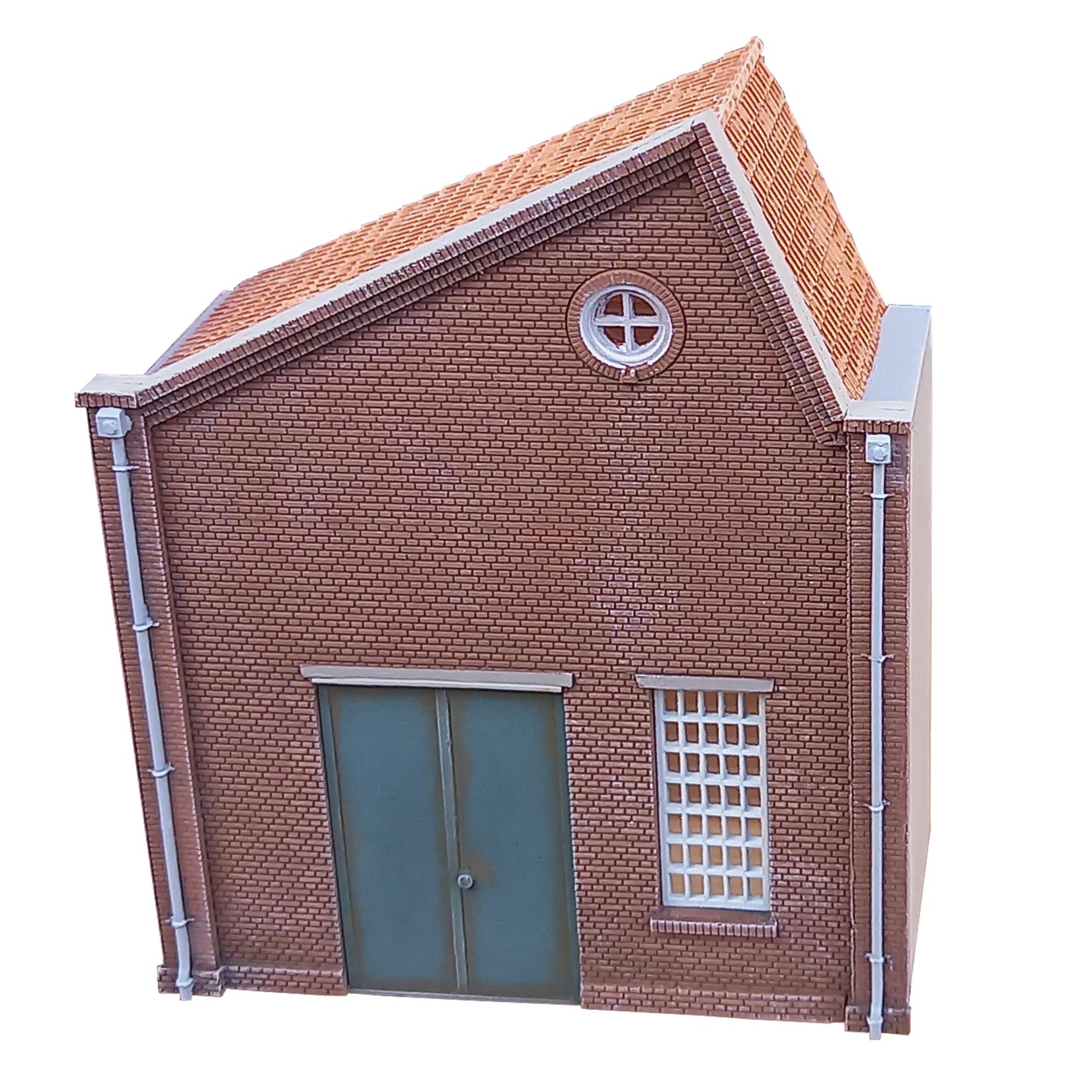 Industrial facade 21