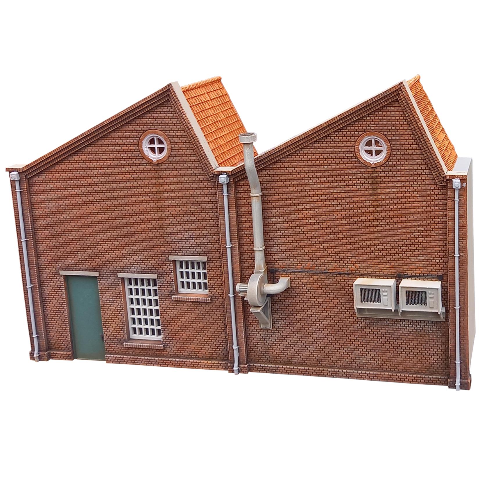 Industrial facade 22