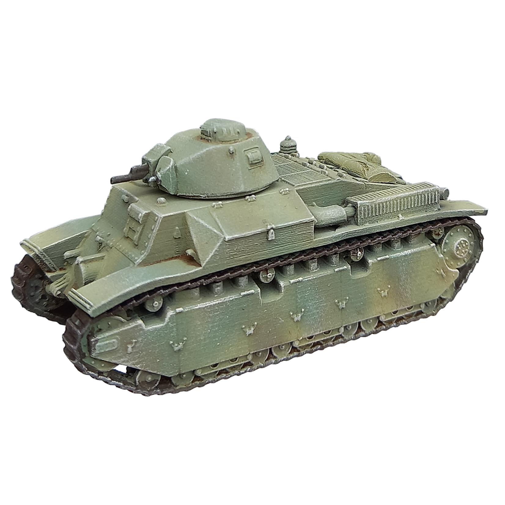 Char D2 Medium tank