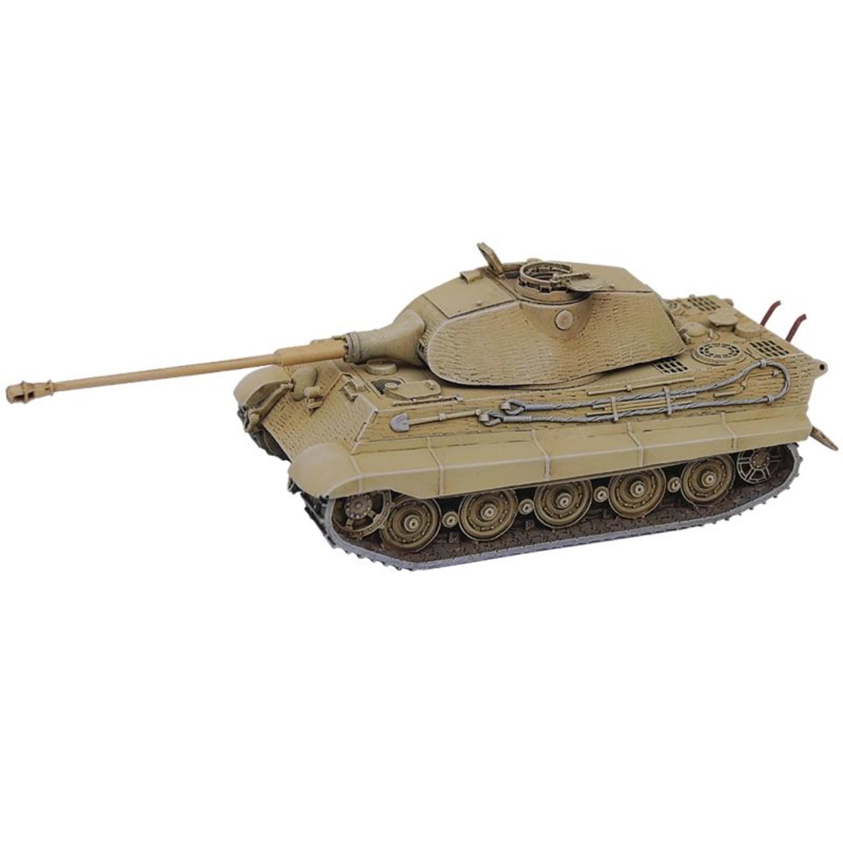 Tiger II Porsche Zimmerit