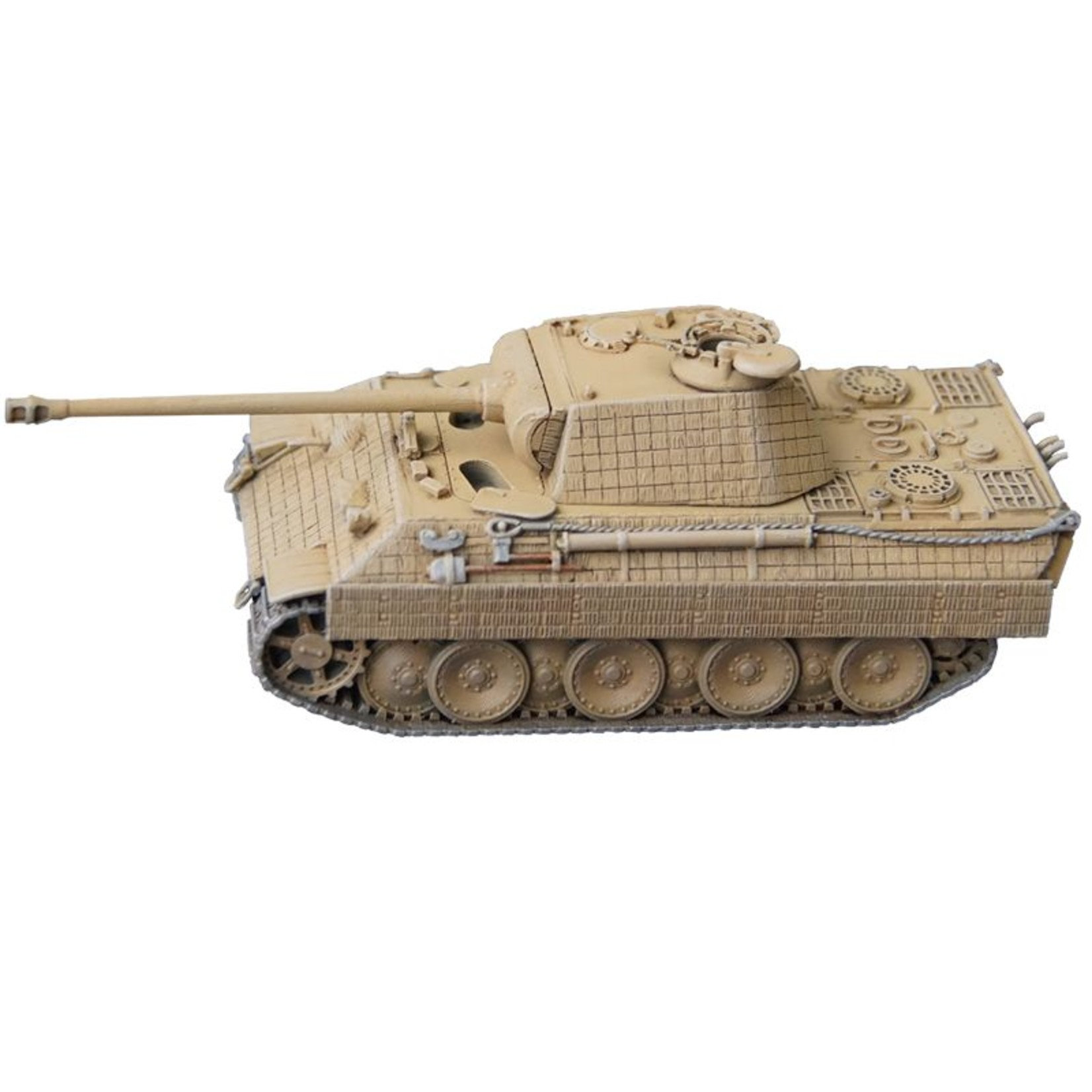 Panther Ausf. A Zimmerit