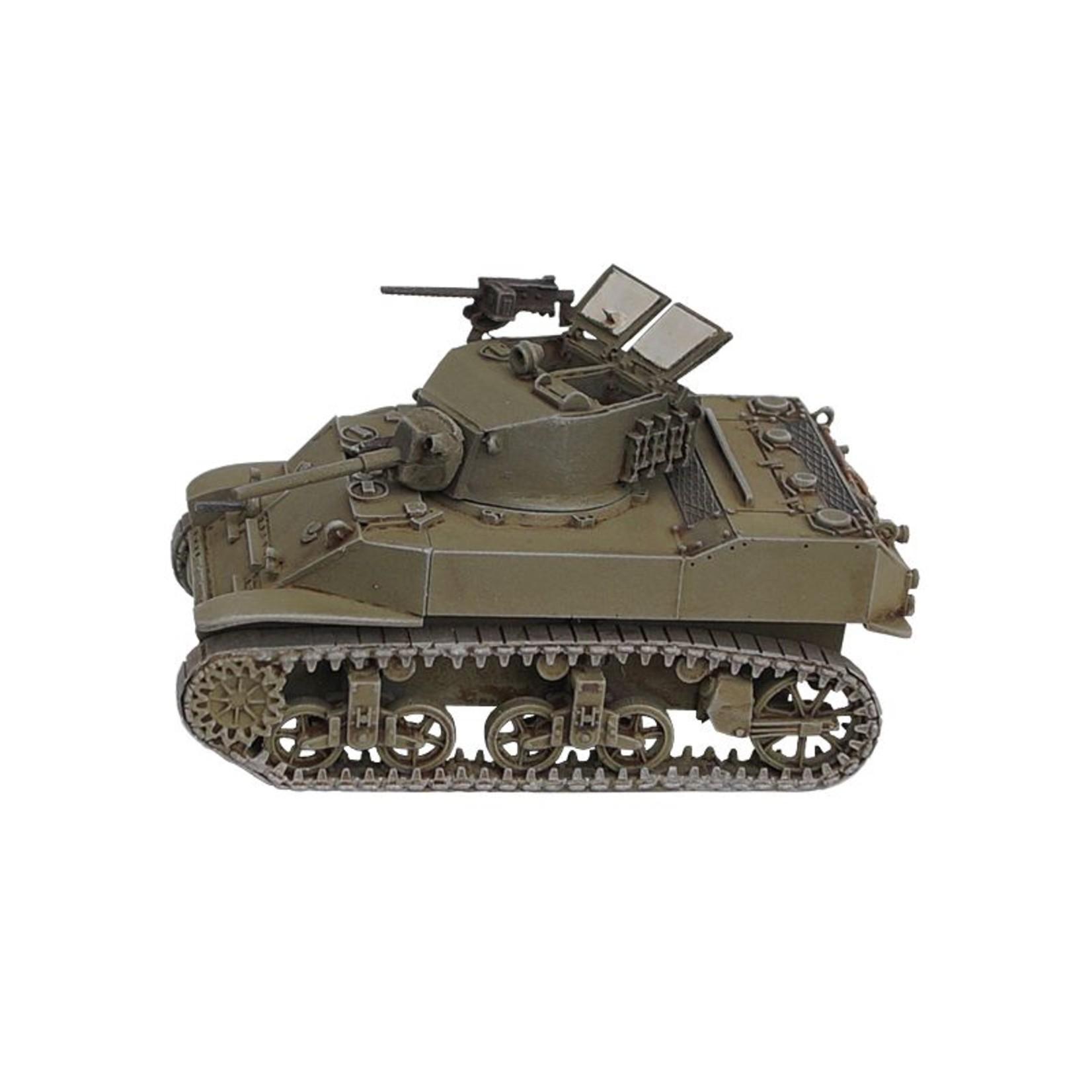 M5A1 Stuart light tank