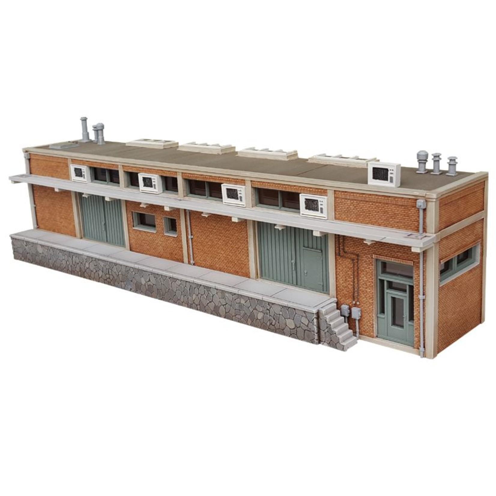 Cold store Half model