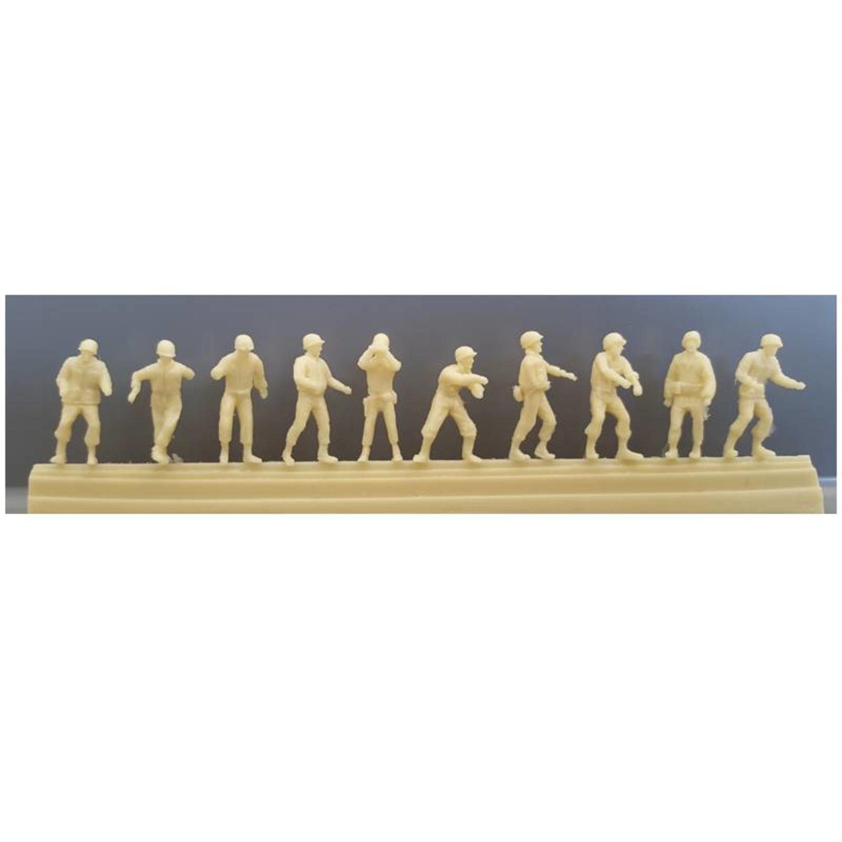 US Artillery crew