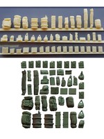 Military Accessories 45 pieces