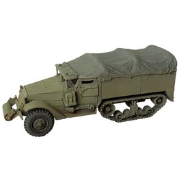 M3A1 Halftrack Ambulance