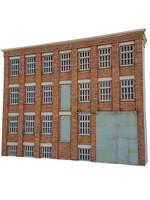 Facade ¨Weaving factory¨
