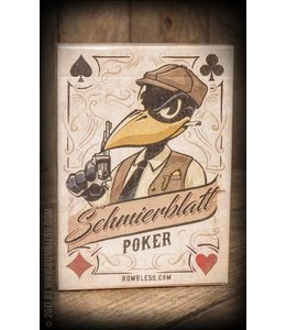 Schmiere Poker Game Deck