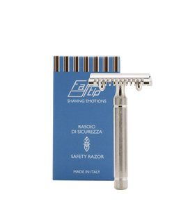 Fatip Safety Razor Nichelato Piccolo (open kam)