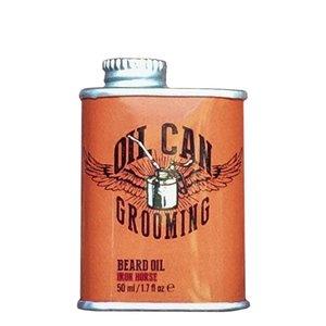 Oil Can Grooming Baardolie - Iron Horse