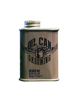 Oil Can Grooming Baard Olie - Blue Collar